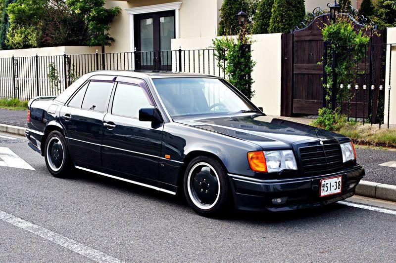 1991 mercedes benz e class amg 3 4 ebay for 1991 mercedes benz 300e repair manual